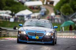 #181 BMW Z4 : Ruben Salerno, Jorgé Cersosimo, Henry Martin, Alexjandro Chawan