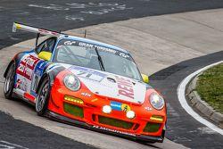 #71 Teichmann Racing Porsche 997 GT3 Cup : Jens Esser, Ercan Kara-Osman
