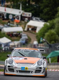 #60 Prosport Performance Porsche 997 Cup: Charles Putman, Charles Espenlaub, Brett Sandberg, Christi