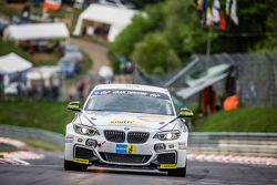 #308 Walkenhorst Motorsport BMW M235i Racing : Thomas D. Hetzer, Matias Henkola, Henning Cramer