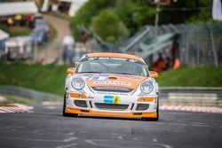#79 Prosport Performance Porsche Cayman R: Klaus Bauer, Richard Gartner, Moritz Kranz, Andreas Patze
