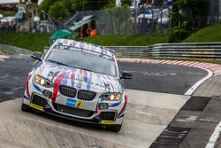 #235 Walkenhorst Motorsport BMW M235i Racing: Bernd Ostmann, Christian Gebhardt, Victor Bouveng, Har