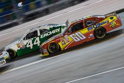David Starr, TriStar Motorsports Toyota y Chris Buescher, Roush Fenway Racing Ford