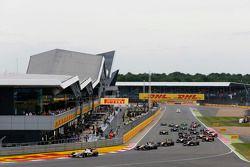 Старт: Рио Харьянто, Campos Racing лидирует
