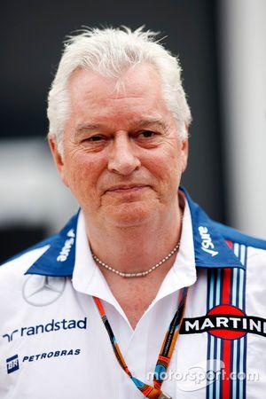 Pat Symonds, Oficial en Jefe técnico de Williams