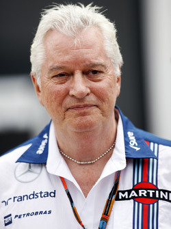 Pat Symonds, Williams, Leiter Technik