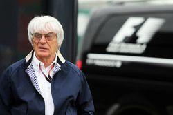 伯尼•埃克莱斯顿(F1集团CEO)