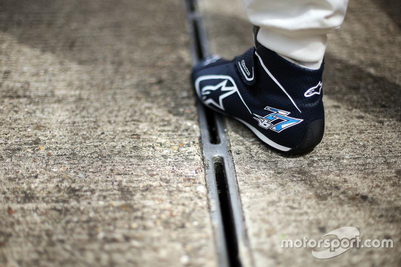 Valtteri Bottas, Williams di grid