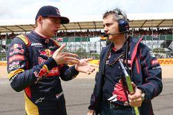 Max Verstappen, Scuderia Toro Rosso no grid