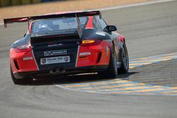 Acción en la Porsche Endurance Cup