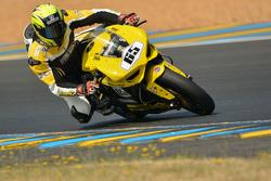 Acción en Motocicleta