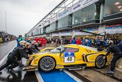 #40 Scuderia Cameron Glickenhaus SCG003C: Ken Dobson, Jeff Westphal, Thomas Mutsch, Franck Mailleux