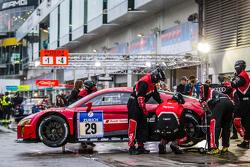 #29 Audi Sport Team WRT Audi R8 LMS: Nicki Thiim, Christer Jöns, Pierre Kaffer, Laurens Vanthoor