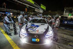 #187 Gazoo Racing, Lexus RC: Takayuki Kinoshita, Kumi Sato, Maoya Gamo, Takamitsu Matsui