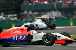 Will Stevens, Manor F1 Takımı.