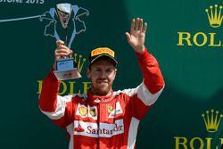 Üçüncü Sebastian Vettel, Ferrari