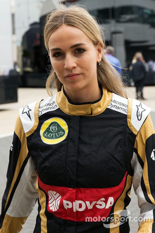 Carmen Jorda, Lotus F1