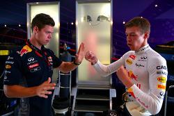 Daniil Kvyat, Red Bull Racing trains