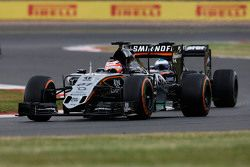 Nico Hulkenberg, Sahara Force India F1 VJM08
