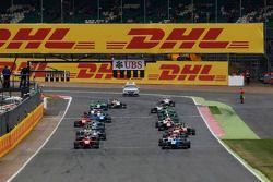 Départ : Ralph Boschung, Jenzer Motorsport mène