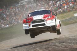 Manfred Stohl, World RX Team Austria Ford Fiesta