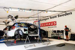 Ole Christian Veiby, Volkswagen Team Sweden, Polo R WRX