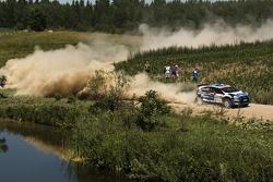 Julien Maurin y Nicolas Klinger, Ford Fiesta RRC