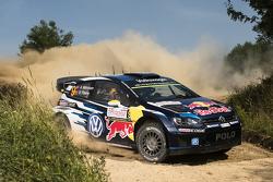 Андреас Миккельсен и Ола Флёне, Volkswagen Polo WRC, Volkswagen Motorsport