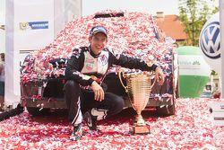Kazanan co-pilot Julien Ingrassia, Volkswagen Motorsport