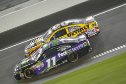 Denny Hamlin, Joe Gibbs Racing Toyota y Matt Kenseth, Joe Gibbs Racing Toyota