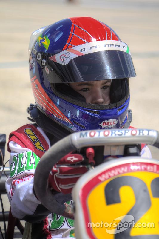 Emerson Fittipaldi Jr. at Homestead Miami Speedway