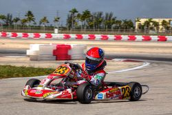 Emerson Fittipaldi Jr. at Homestead Miami Speedway
