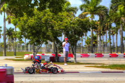 Emerson Fittipaldi Jr. au Homestead Miami Speedway