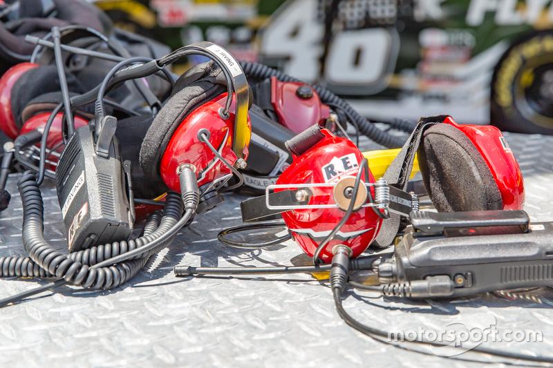 Racing Electronics headsets
