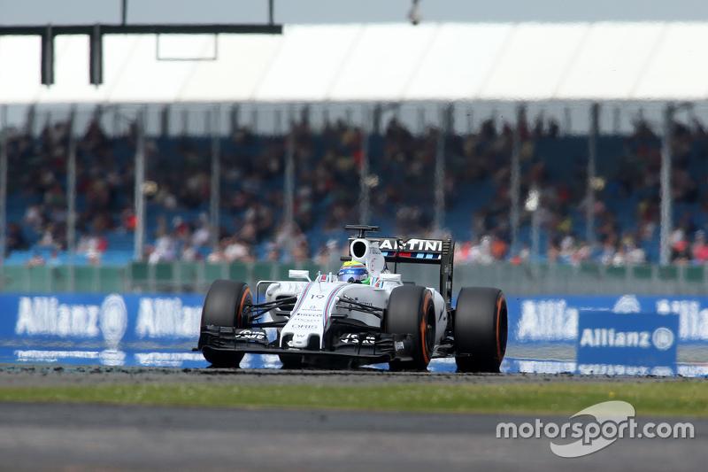 Felipe Massa - 15 GP menés