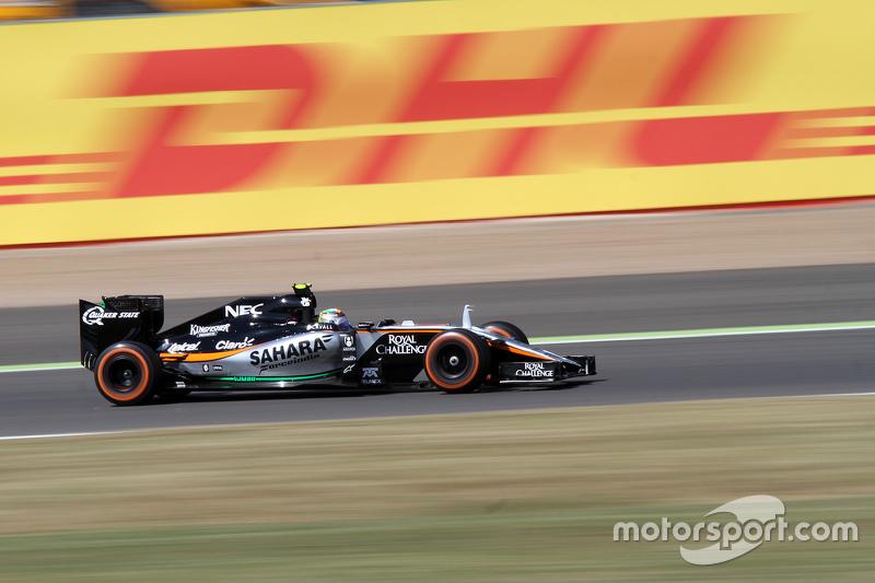 Force India VJM08 (2015)
