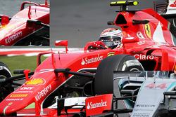 Technische analyse: Ferrari camera monteerpunten
