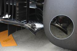 Analyse technique : le diffuseur Ferrari