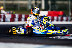 Aleksi Potter am Adria International Raceway