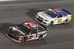 Ryan Newman, Richard Childress Racing Chevrolet and Brendan Gaughan, Richard Childress Racing Chevro