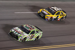 Kyle Busch, Joe Gibbs Racing Toyota y Matt Kenseth, Joe Gibbs Racing Toyota