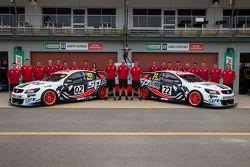 Holden Racing Team, Gruppen-Fotoshooting