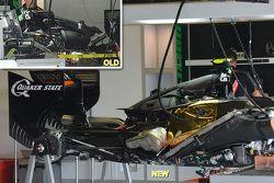 Análisis técnico: Force India detalles del motor