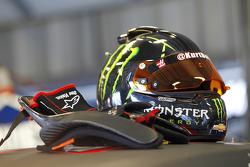 Kurt Busch, Stewart-Haas Racing Chevrolet casco