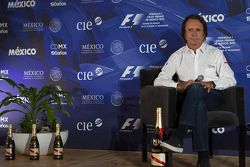 Emerson Fittipaldi, embaixador do GP do México