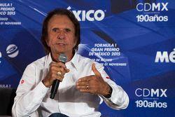 Emerson Fittipaldi, Embajador del GP de México