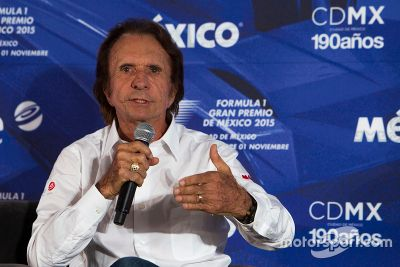 Emerson Fittipaldi Embaixador GP de México