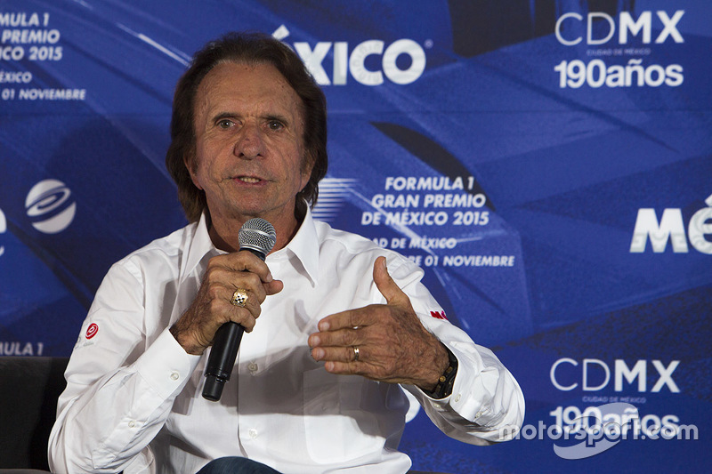 Emerson Fittipaldi, Botschafter des GP von Mexico