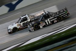 Johnny Sauter, ThorSport Racing Toyota and Ben Kennedy, Red Horse Racing Toyota