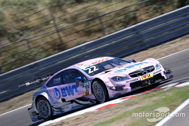 2015: Lucas Auer,Mercedes-AMG C63 DTM, ART Grand Prix